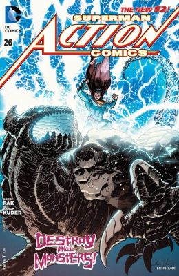 Action Comics (2011- ) #26 (NOOK Comic with Zoom View)