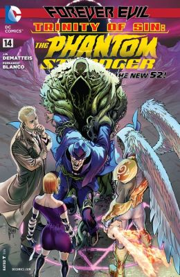 Trinity of Sin: Phantom Stranger (2012- ) #14 (NOOK Comic with Zoom View)