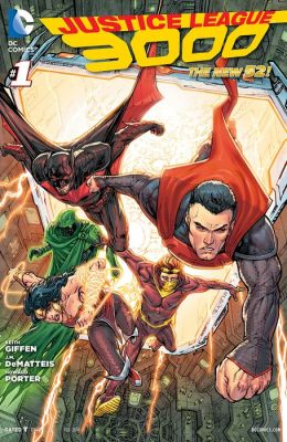 Justice League 3000 (2013- ) #1 (NOOK Comic with Zoom View)