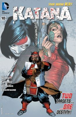 Katana #10 (NOOK Comic with Zoom View)