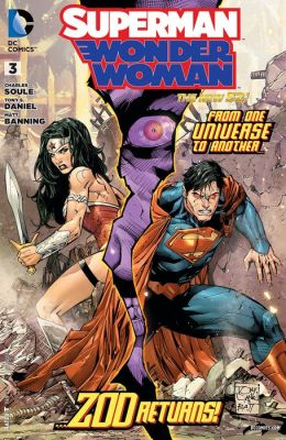 Superman/Wonder Woman (2013- ) #3 (NOOK Comic with Zoom View)