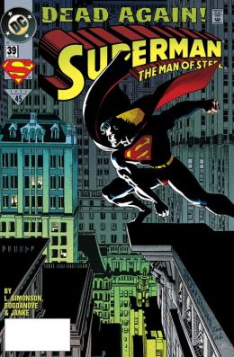 Superman: The Man of Steel (1991-2003) #39 (NOOK Comic with Zoom View)