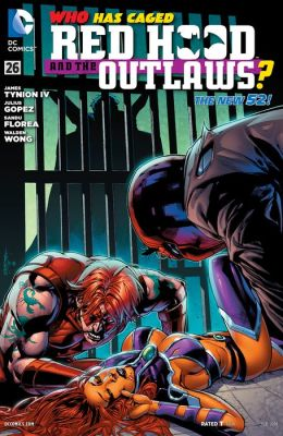 Red Hood and the Outlaws (2011- ) #26 (NOOK Comic with Zoom View)
