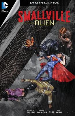 Smallville: Alien #5 (NOOK Comic with Zoom View)