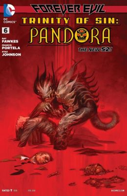 Trinity of Sin: Pandora (2013- ) #6 (NOOK Comic with Zoom View)