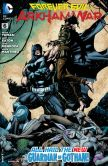 Book Cover Image. Title: Forever Evil:  Arkham War (2013- ) #6 (NOOK Comic with Zoom View), Author: Peter J. Tomasi