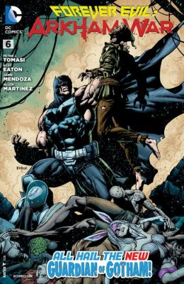 Forever Evil: Arkham War (2013- ) #6 (NOOK Comic with Zoom View)
