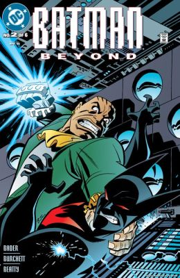 Batman Beyond (1999) #2 (NOOK Comic with Zoom View)