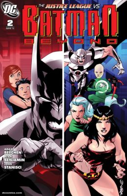 Batman Beyond (2011) #2 (NOOK Comic with Zoom View)