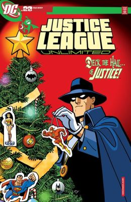 Justice League Unlimited #28 (NOOK Comic with Zoom View)