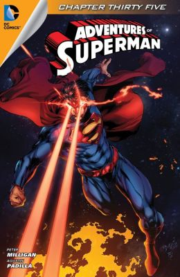 Adventures of Superman (2013- ) #35 (NOOK Comic with Zoom View)
