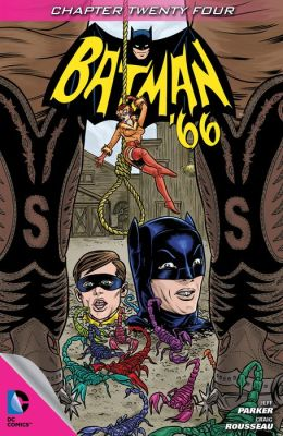 Batman '66 #24 (NOOK Comic with Zoom View)