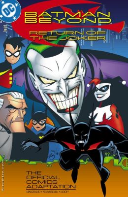 Batman Beyond: Return of the Joker #1 (NOOK Comic with Zoom View)