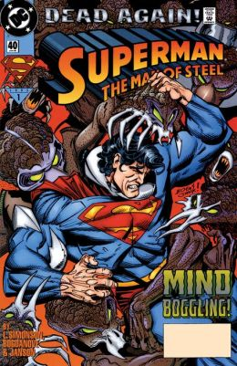 Superman: The Man of Steel (1991-2003) #40 (NOOK Comic with Zoom View)