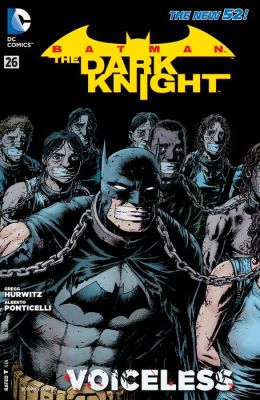Batman: The Dark Knight (2011- ) #26 (NOOK Comic with Zoom View)