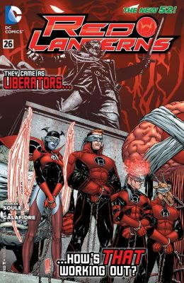Red Lanterns (2011- ) #26 (NOOK Comic with Zoom View)
