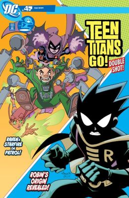 Teen Titans Go! #47 (NOOK Comic with Zoom View)