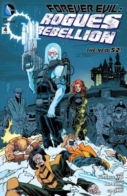 Forever Evil: Rogues Rebellion (2013- ) #4 (NOOK Comic with Zoom View)