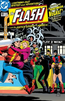 The Flash (1987-2009) #161 (NOOK Comic with Zoom View)