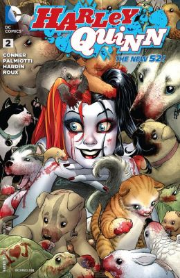 Harley Quinn (2013- ) #2 (NOOK Comic with Zoom View)
