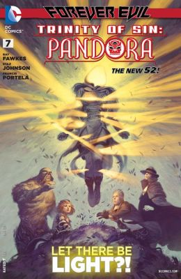 Trinity of Sin: Pandora (2013- ) #7 (NOOK Comic with Zoom View)
