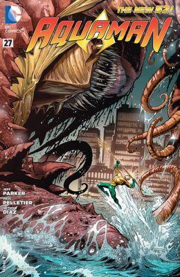 Aquaman (2011- ) #27 (NOOK Comic with Zoom View)
