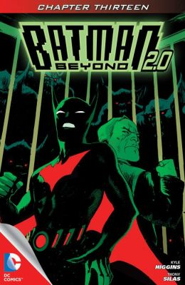 Batman Beyond 2.0 (2013- ) #13 (NOOK Comic with Zoom View)