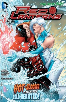 Red Lanterns (2011- ) #27 (NOOK Comic with Zoom View)