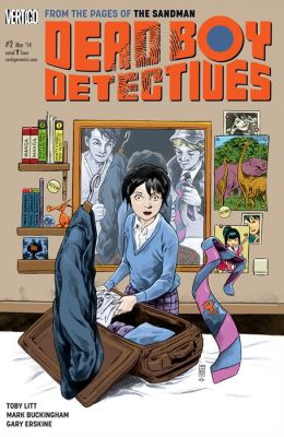 The Dead Boy Detectives (2014- ) #2 (NOOK Comic with Zoom View)