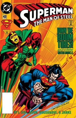 Superman: The Man of Steel (1991-2003) #43 (NOOK Comic with Zoom View)