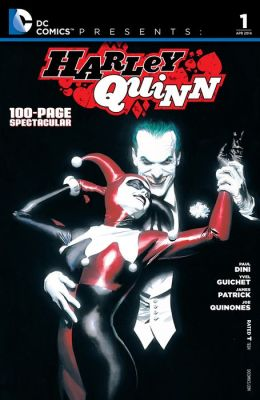DC Comics Presents: Harley Quinn #1 (NOOK Comic with Zoom View)