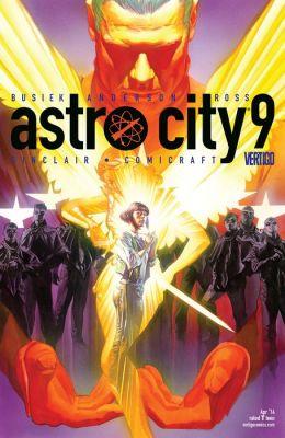 Astro City (2013- ) #9 (NOOK Comic with Zoom View)