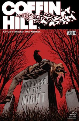 Coffin Hill (2013- ) #5 (NOOK Comic with Zoom View)