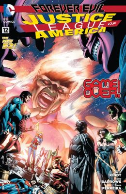 Justice League of America (2013- ) #12 (NOOK Comic with Zoom View)