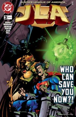 JLA (1997-2006) #3 (NOOK Comic with Zoom View)