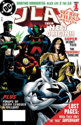JLA: Secret Files & Origins #1 (NOOK Comic with Zoom View)