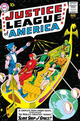 Justice League of America (1960-1987) #3 (NOOK Comic with Zoom View)