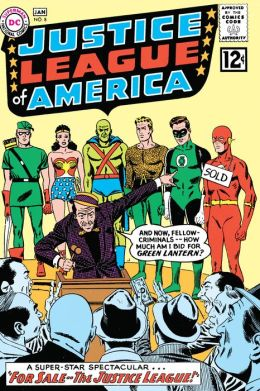 Justice League of America (1960-1987) #8 (NOOK Comic with Zoom View)