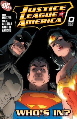 Justice League of America (2006-2011) #0 (NOOK Comic with Zoom View)