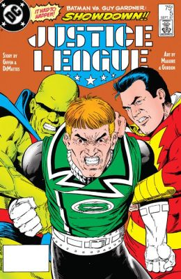 Justice League (1987-1996) #5 (NOOK Comic with Zoom View)