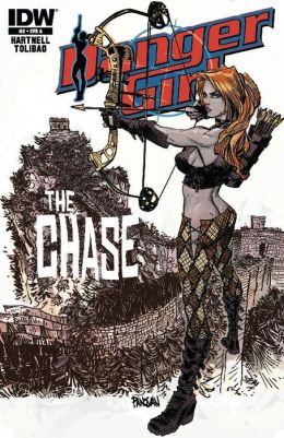 Danger Girl: The Chase! #2