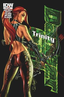 Danger Girl: Trinity #3