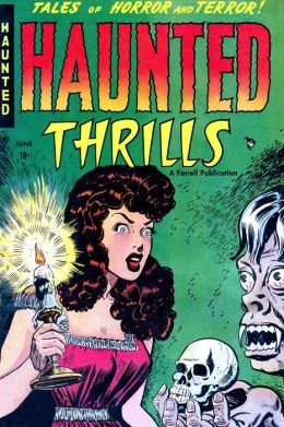 Haunted Thrills, Number 1, A Coffin Waits (NOOK Comic with Zoom View): Digitally Remastered