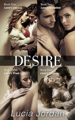 Desire Series (Submissive Romance) Complete Collection