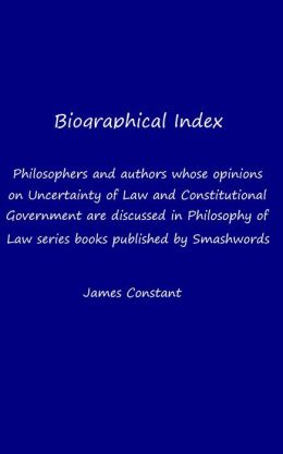Biographical Index