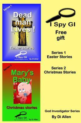 I Spy GI Free Gift
