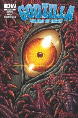 Godzilla: Rulers of Earth #11