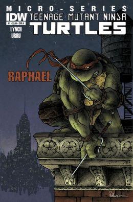 Teenage Mutant Ninja Turtles Microseries #1: Raphael
