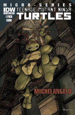 Teenage Mutant Ninja Turtles Microseries #2: Michelangelo