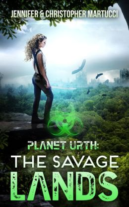 Planet Urth: The Savage Lands (Book 2)